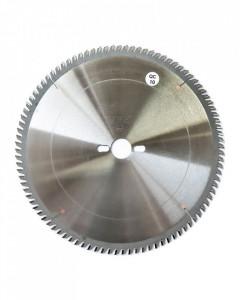 Panza circular placat cu carbura metalica vidia CMS WZ - fin 350x3.2x30(Z=84)