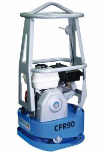 Placa compactoare rotunda CFR 90 - Weber