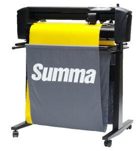 Plotter Summa Cut D60 - Ceramic Expert
