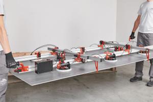 Sistem de vacuum pentru sistemele Raimondi Easy-Move