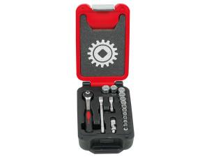 """Trusa Fusion Box Small TCCT 16P×1/4"""" capete/accesorii DH 135×215×60"""