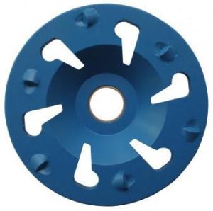 Cupa diamantata pt. Pt. Festool/Protool 130x25mm Premium - DXDH.4006.130.6.25