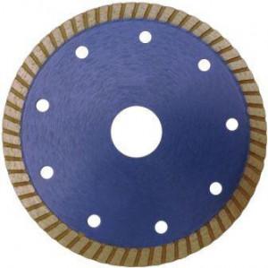 Disc DiamantatExpert pt. Gresie ft. dura, Portelan dur, Granit- Turbo 250x25.4 (mm) Super Premium - DXDH.3957.250.25
