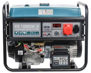 Generator de curent 8 kW benzina PRO - Konner & Sohnen - KS-10000E-3