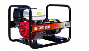 Generator de curent monofazat 6.4kW, AGT 7501 HSBE