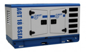 Generator diesel de curent, insonorizat AGT 18 DSEA