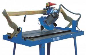 Masina de taiat materiale de constructii 119cm, 3 CP - Alba-TVD-125-3M