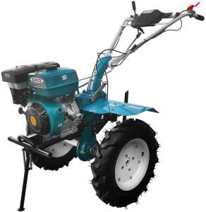 Motocultor DKD HS 1100D 13 CP roti cauciuc freze reglabile