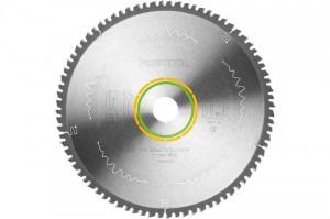 Panza de ferastrau circular cu dinti fini 260x2,5x30 W80