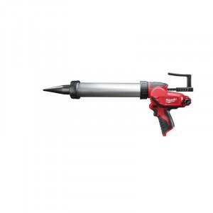 Pistol aplicare Milwaukee silicon cu acumulatorMODEL M12 PCG/400A-0, 400ML