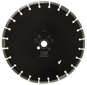 Disc DiamantatExpert pt. Asfalt, Caramida & Abrazive 450x25.4 (mm) Profesional Standard - DXDH.17217.450.25