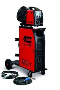 ELECTROMIG 450 SYNERGIC AQUA - APARAT DE SUDURA TELWIN tip MIG-MAG/TIG/MMA
