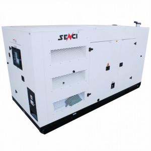 Generator de curent Insonorizat Senci SCDE 312YCS, Putere max. 250kW, ATS si AVR inclus