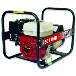 Generator de curent monofazat 2.2kW, AGT 2501 HSB SE