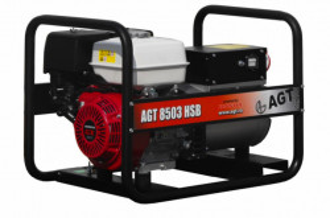Generator de curent trifazat 6.4kW, AGT 8503 HSB