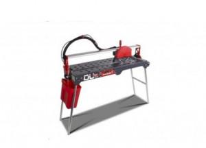 Masina de taiat gresie, faianta si placi 85cm, 820W, DU-200 EVO 850 230V-50Hz. + CEV Superpro - RUBI-54975