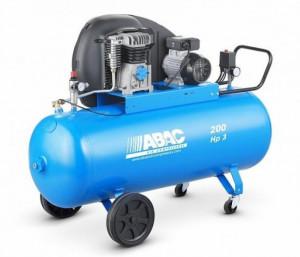 Compresor de aer Debit 320 l/min, Rezervor 200l Abac A29B 200 CM3