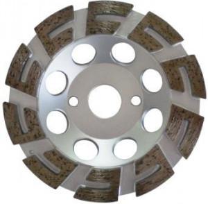 Cupa diamantata, Tornado pt. Beton 180mm Premium - DXDH.4117.180C