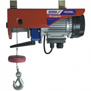 Electropalan DEDRA capacitate 250/500 KG DED7914