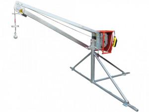 Electropalan Profesional TIP MACARA 500 kg, 40 metri cablu - IORI-GT500-50m Motor Trifazic