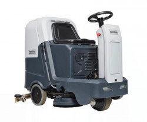 Masina de frecat aspirat podele cu postconducere Nilfisk SC3500 GO FULL PKG