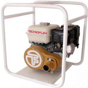 Motor Vibrator de beton Honda GX-160 cu cupla Technoflex RABBIT / SANGLA