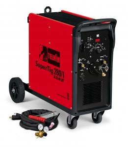 Aparat de sudura Telwin - SUPERTIG 280/1 AC/DC-HF/LIFT