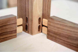 Cepuri din lemn de fag DOMINO D 8x40/780 BU
