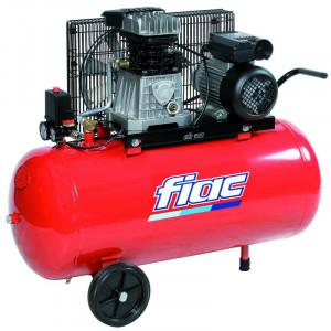 Compresor cu piston monofazat profesional FIAC NEW-AB100/350MC 100 L 10 BARI