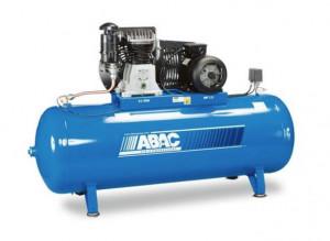 Compresor de aer Debit 570 l/min, Rezervor 500l, 15 bari Abac PRO B6000 500 FT7,5