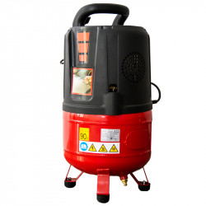 Compresor de aer fara ulei  vertical  silentios FIAC VERTO24