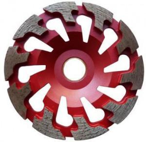 Cupa diamantata pt. sapa, beton verde - pt Protool/Festool 130mm Premium - DXDH.4627.130.25AB