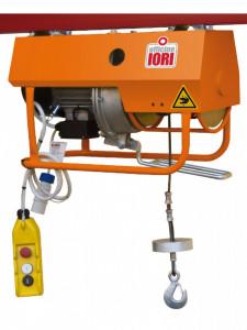 Electropalan Profesional 500 kg, 50 metri cablu - IORI-DT500MAX-50m Motor Trifazic