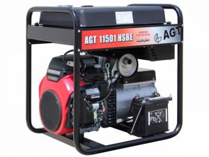 Generator de curent monofazat 11kW, AGT 11501 HSBE R16