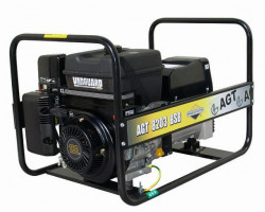 Generator de curent trifazat 5.6kW, AGT 8203 BSB SE