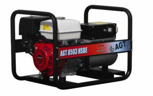 Generator de curent trifazat 6.4kW, AGT 8503 HSBE