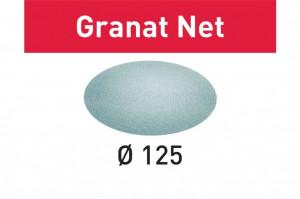 Material abraziv reticular STF D125 P100 GR NET/50 Granat Net