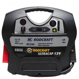 Robot de pornire 12V, 250 farazi - Rodcraft-RC250