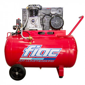 Compresor monofazat Fiac AB100/268MC butelie 100 l 10 bari