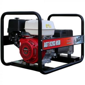 Generator de curent trifazat 6.8kW, AGT 9203 HSB