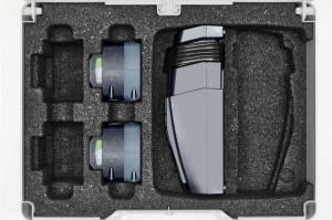 Set acumulatori Festool SYS3 ENG 18V 2xAcumulator BP 18 Li 5,2 ASI incarcator TCL6