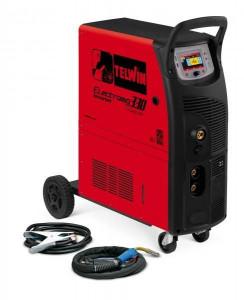ELECTROMIG 330 WAVE AQUA - Aparat de sudura TELWIN tip MIG-MAG/TIG/MMA