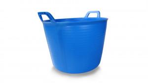 Galeata FLEXTUB din plastic albastra Nr.3 (40 L) - RUBI-88721