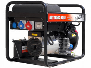 Generator de curent trifazat 12.4kW, AGT 16503 HSBE R16