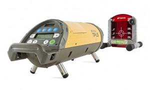 Laser pentru conducte, cu auto-centrare, fascicul rosu TP-L5A - Topcon