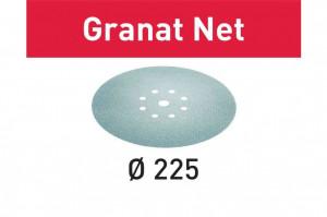 Material abraziv reticular STF D225 P120 GR NET/25 Granat Net