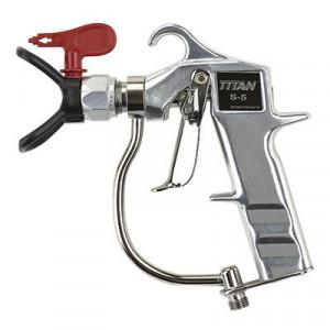Pistol Titan S5 max 345 bar pentru pompe de zugravit airless