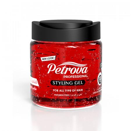 gel de par extra strong petrova professional