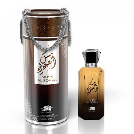 parfum arabesc musk al sohra al fares emper