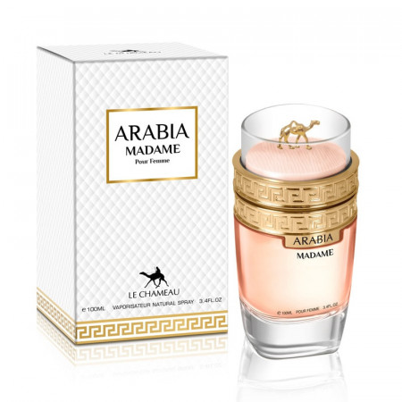 parfum dama arabia madame le chameau by emper